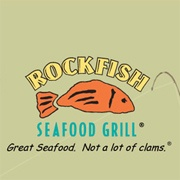 Rockfish Seafood Grill has Gluten Free Options