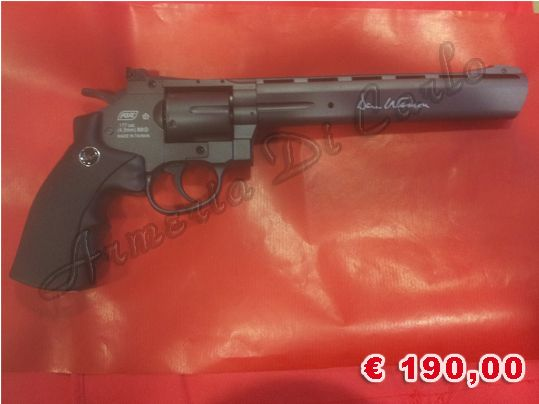 A-0026 NUOVO http://www.armiusate.it/armi-ad-aria-compressa-softair/pistole-co2-gas/asg-dan-wesson-8-black-calibro-4-5-177_i71081
