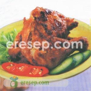 Resep Ayam Bakar Penyet