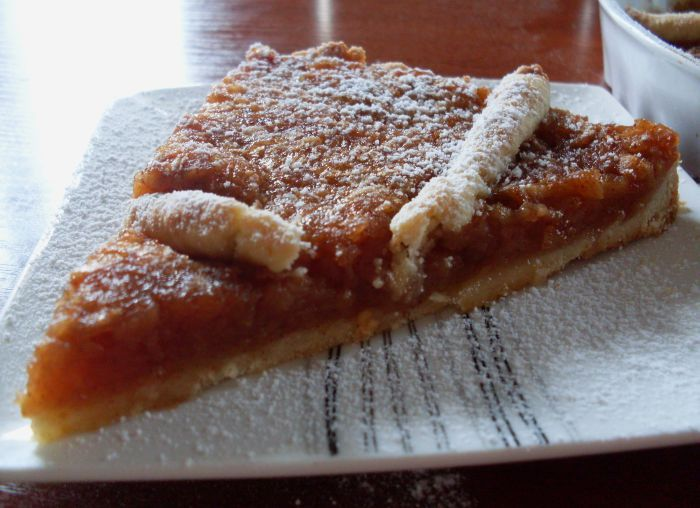It is autumn it is apple pie :)