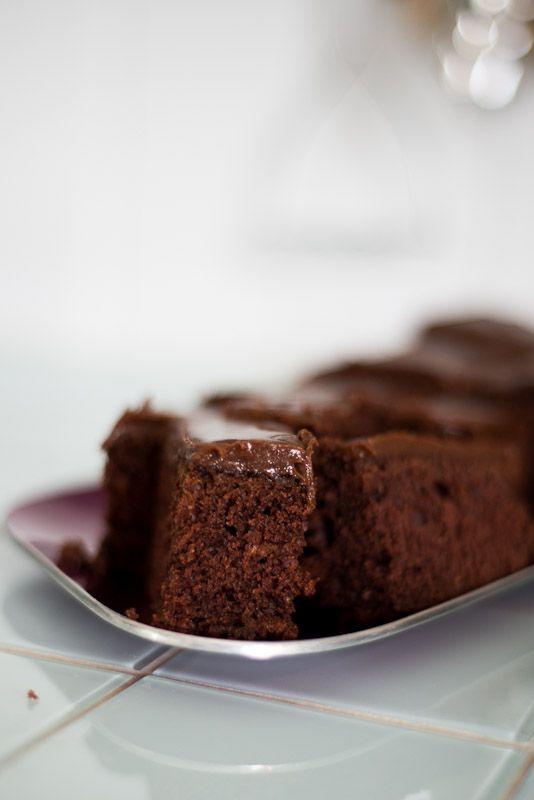 Fjeldborg - sjokoladekake