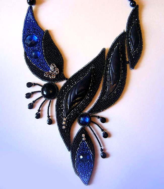 Beadwork by Irina Sidina