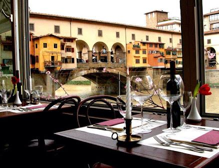 Aperitif at Golden Views Florence