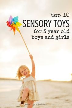 Top 10 Sensory Toys for 3 Year Olds
