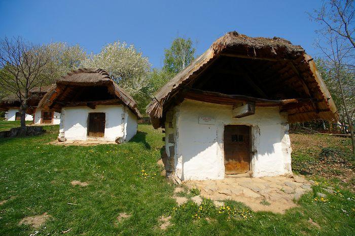 The Wine Cellars of Cak, Hungary