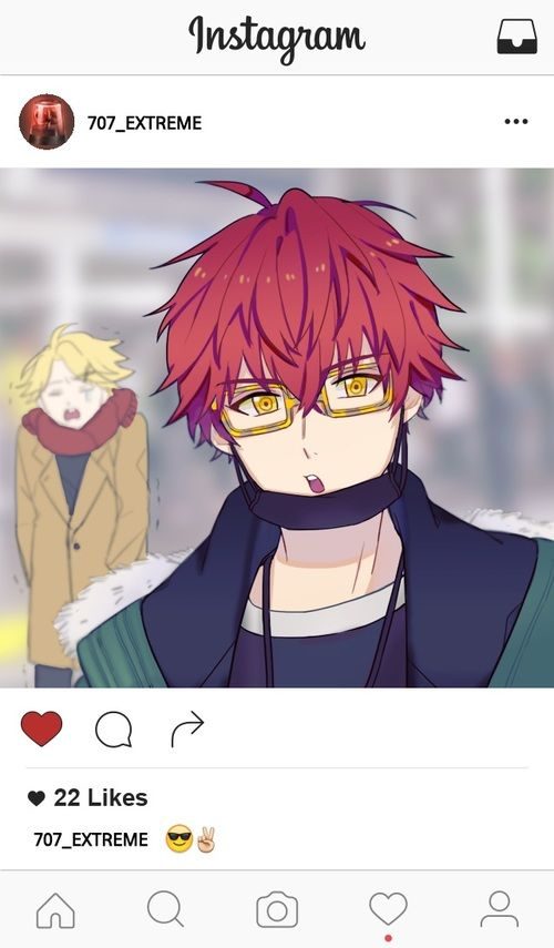 mystic messenger, luciel choi, and yoosung kim 이미지