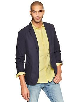 Canvas Brunson blazer - I think the weather is getting to the point where I can finally wear this!