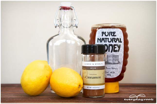 Homemade Cinnamon Mouthwash for Bad Breath