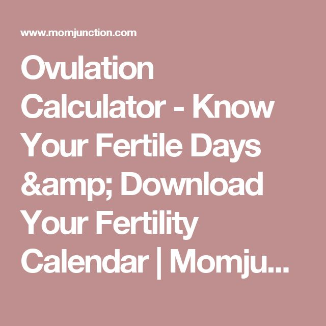 how to become fertile and get pregnant