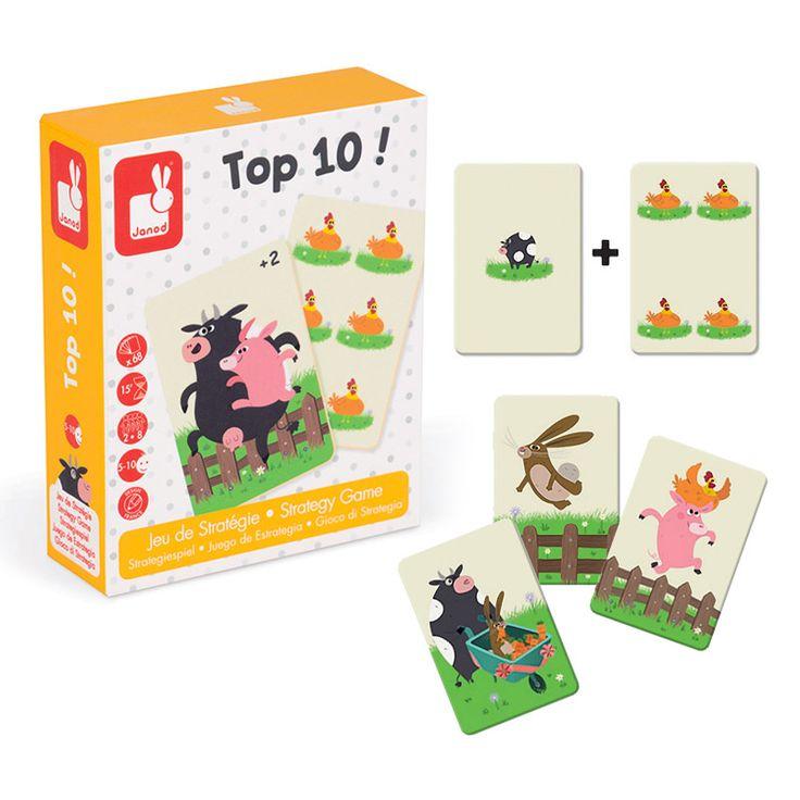 Top 10!: Juego de Estrategia
