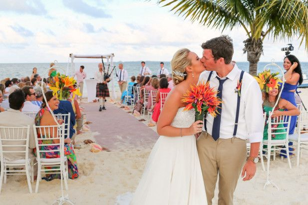 Mexico destination wedding locations   Cancun beach wedding   Excellence Playa Mujeres (FineArt Studio Photography)