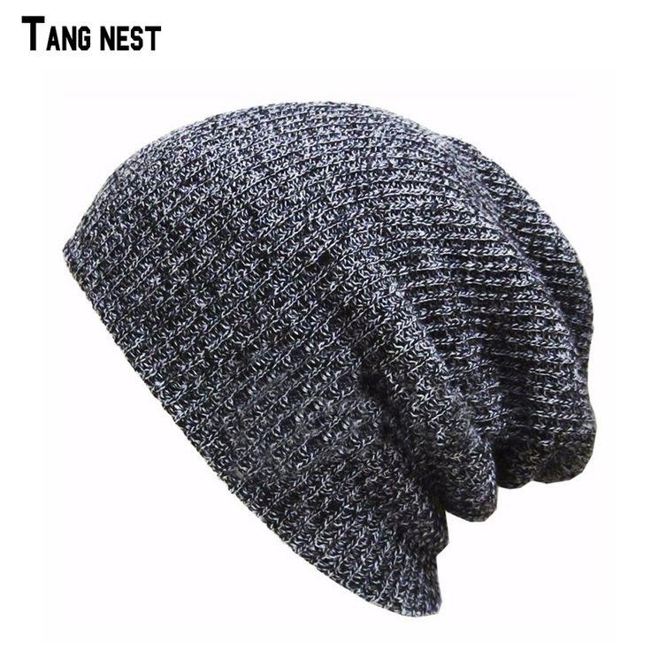 $4.28 (Buy here: https://alitems.com/g/1e8d114494ebda23ff8b16525dc3e8/?i=5&ulp=https%3A%2F%2Fwww.aliexpress.com%2Fitem%2FTANGNEST-Men-s-Hats-2016-New-Arrival-Men-Winter-Knitted-Hat-Beanies-Cap-Casual-Solid-Color%2F32737305791.html ) TANGNEST Men's Hats 2017 New Arrival Men Winter Knitted Hat Beanies Cap Casual Solid Color Top Quality Bonnets  PMT073 for just $4.28