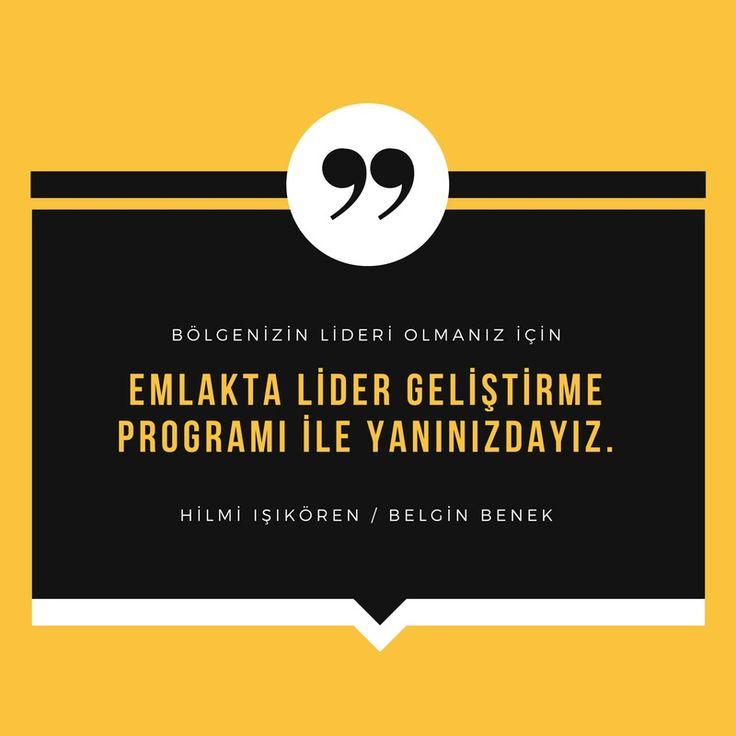 Katılım için: info@isikoren.com #emlak #gayrimenkul #başarı #eğitim #danışmanlık #koçluk