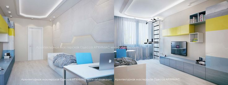 Дизайн-проект ЖК Альтаир Нова Будова Одесса Архимас