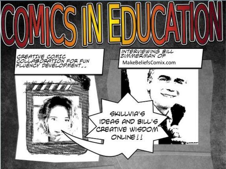 Comics in education