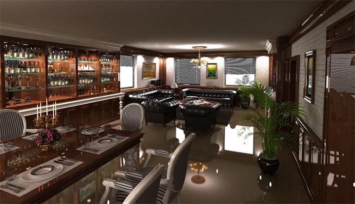 İzberbaşskiy Degustration Room