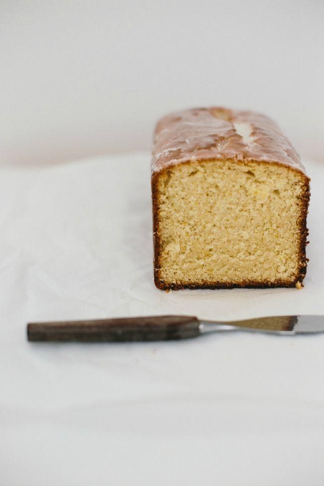 lemon almond bread | the vanilla bean blog