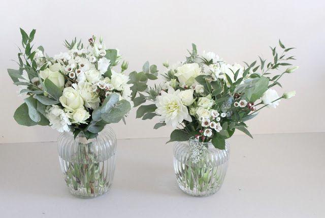 Best 25 eucalyptus bouquet ideas on pinterest bouquet for Bouquet fleurs blanches