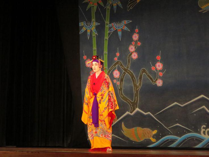 沖縄伝統芸能「組踊」