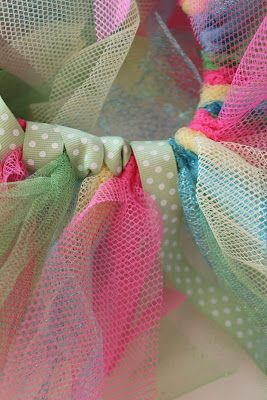 How to make tutus... I will need this one day