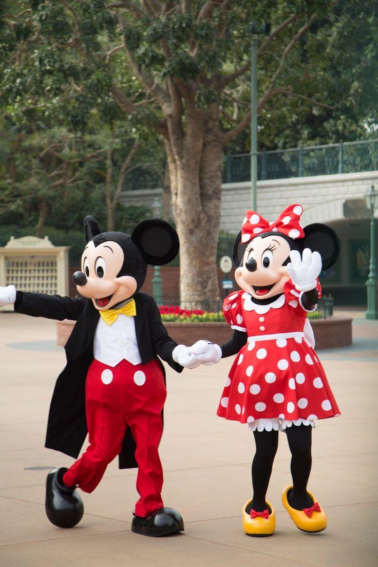 Hong Kong Disneyland Opening Ceremony - 4 All Things Disney