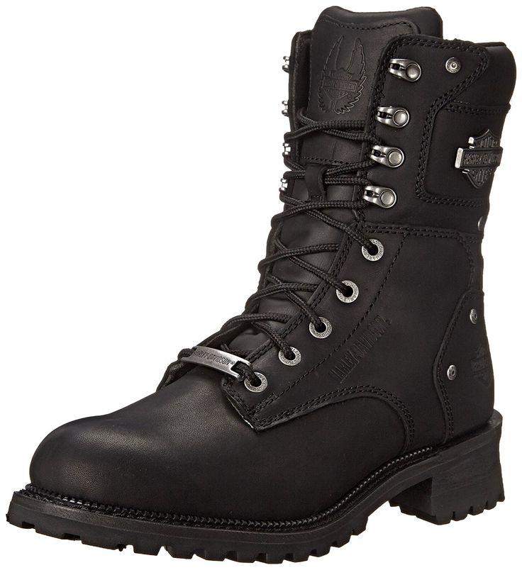 Harley-Davidson Men's Elson Logger Boot ** Startling review available here  : Boots for men