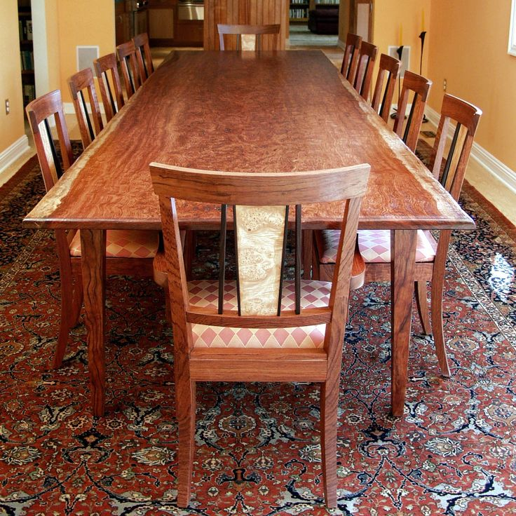 Custom Dining Room Table: 1000+ Ideas About Custom Dining Tables On Pinterest