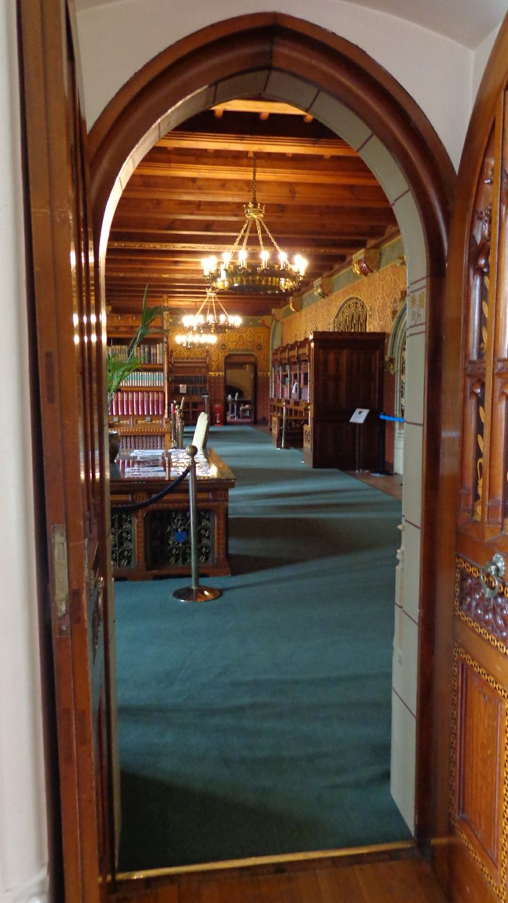 Cardiff Castle Library (Cardiff)