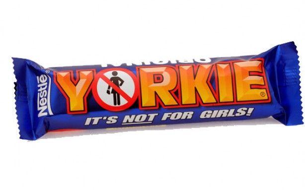 yorkie chocolate bar - Google Search