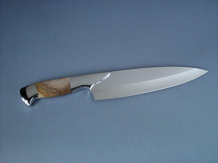 422 Best Chef Knives Images On Pinterest  Chef Knives Custom Fair Kitchen Knife Design Ideas