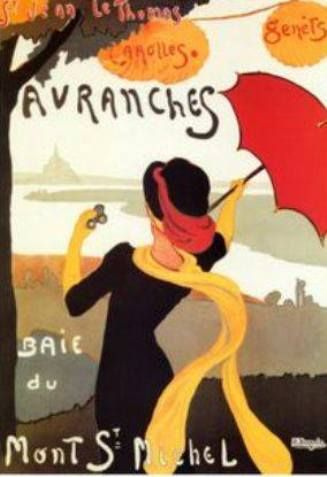 Affiches  Avranches  Bas Normandie #Normandie #Avranches