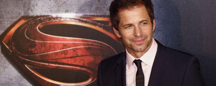 """'Batman v Superman': Zack Snyder habla de las """"estrictas"""" reglas del Universo DC - Noticias de cine - SensaCine.com"""