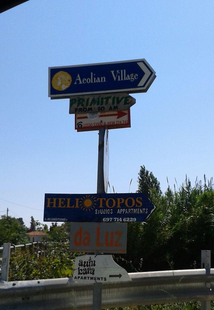 Aeolion Village