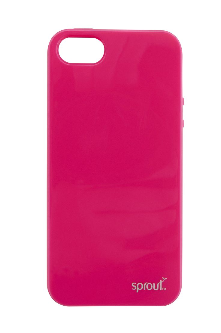 iPhone 5 & 5s TPU Case by Sprout. $19.99. With a rubbery finish that wraps around the front edges of the phone, these cases provide protection whilst looking great. Pink is a non-threatening color seeking appreciation, respect and admiration. #sprout #iphone #iphone5 #iphone5s #iphonecover #iphonecase #pink #smartphone #color #colour #colourmeaning #colourpsychology
