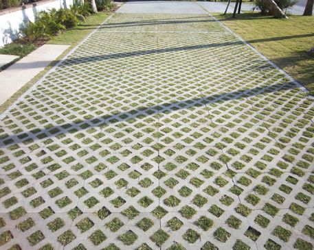permeable paver blocks