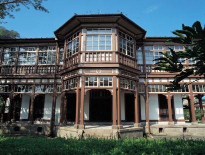 旧集成館(旧鹿児島紡績所技師館(異人館))写真