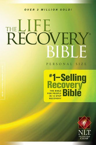 The Life Recovery Bible NLT, Personal Size in 2019   Books I Want To