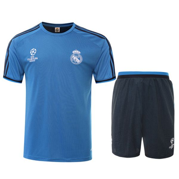 Camiseta entrenamiento Real Madrid Azul 2016