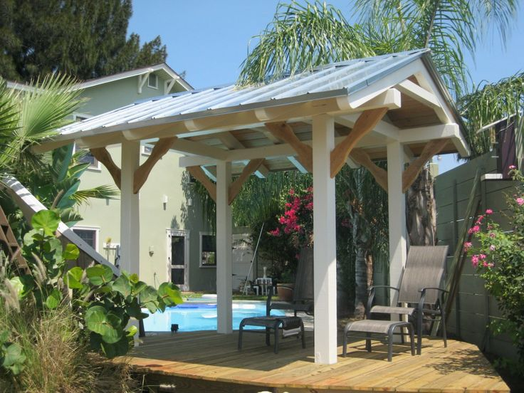 71 best Pool Cabanas images on Pinterest | Pool cabana, Terraces ...