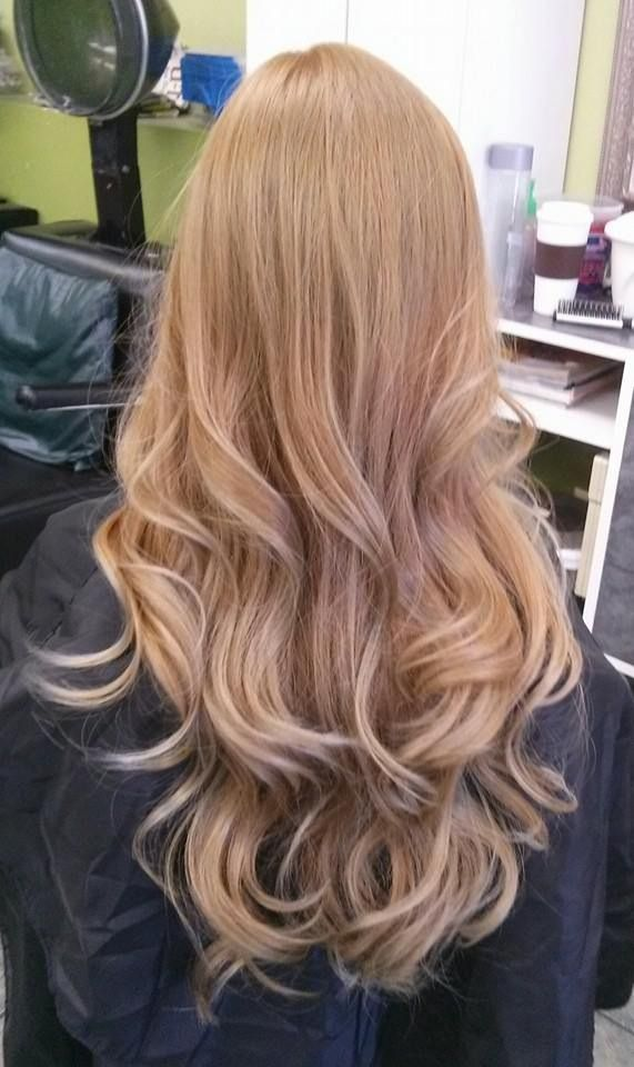 HOW TO: From Gentle Ombre to Champagne Blonde