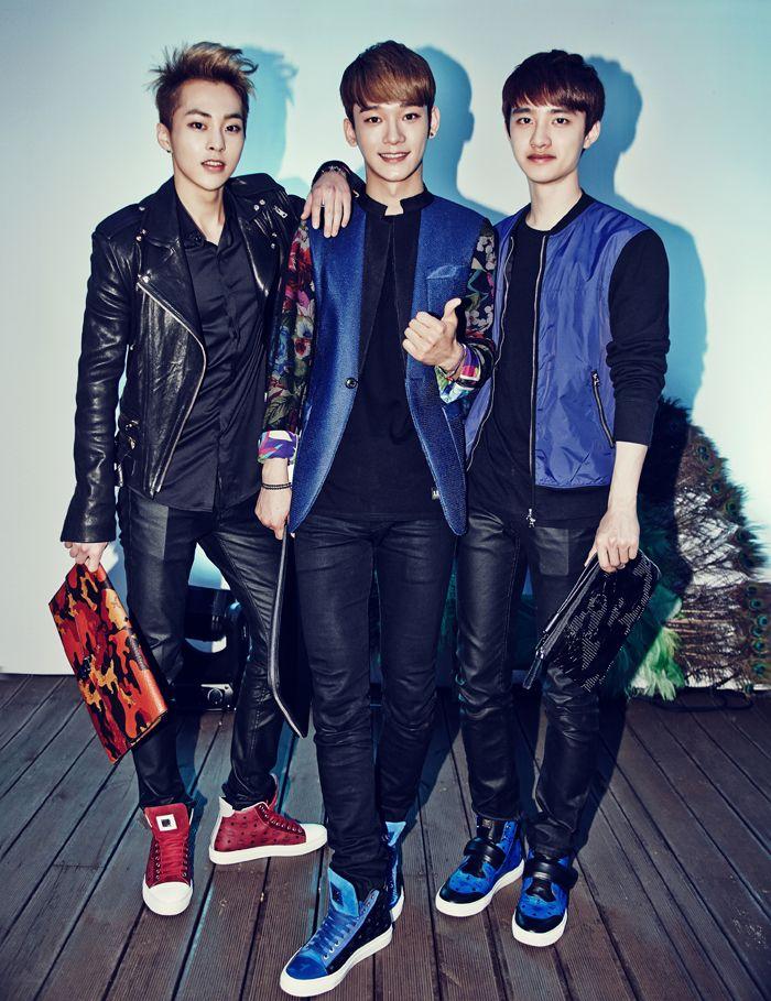 [140731] EXO @ BAZAAR Magazine Issue August 2014 via Luplay_0420 [10]