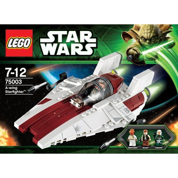 LEGO Star Wars #75003 - A-Wing Starfighter