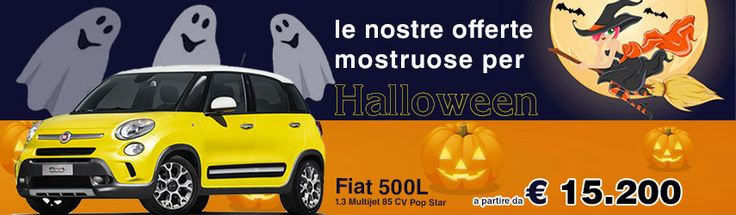 New Banner october 2013 Halloween  www.daddario.it