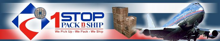 1 Stop Pack N Ship Complete Packing and Shipping Service