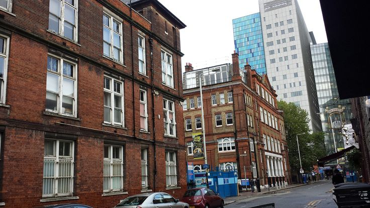 The old Royal London Hospital Outpatients department Stepney Way London E1