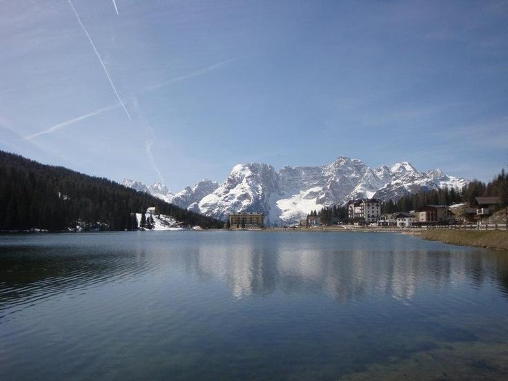 Misurina Lake Italy