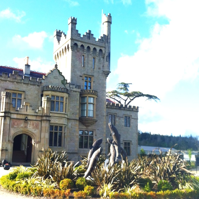 Solis Lough Eske castle, Donegal Ireland.