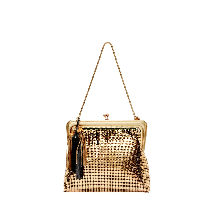 Loving OROTONS new vintage collection ♡ How cute is this clutch!