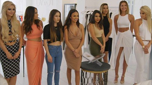 Melody Strips Down to Her Birthday Suit, Stephanie's Boyfriend Goes to Jail and More: 6 Major Moments From DASH Dolls!  DASH Dolls 106