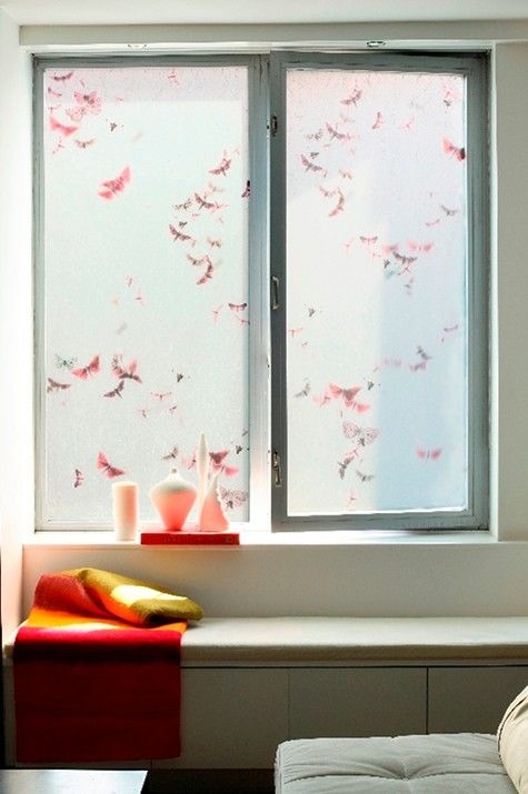 1000 Images About Decorative Window Films For A Ground Floor Room On